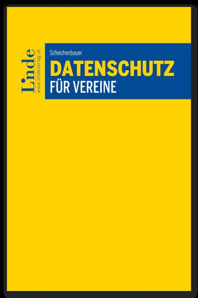 H. Scheichenbauer: Datenschutz für Vereine
